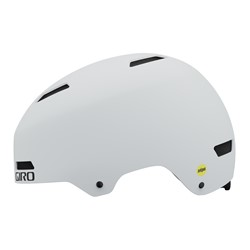 Kask bmx GIRO QUARTER FS INTEGRATED MIPS matte chalk roz. M (55-59 cm) (NEW)