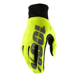 Rękawiczki 100% HYDROMATIC Waterproof Glove neon yellow roz. M