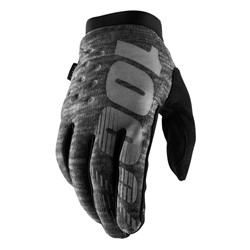 Rękawiczki 100% BRISKER Cold Weather Glove Heather grey roz. S