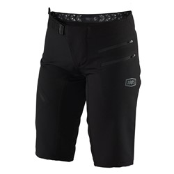 Szorty damskie 100% AIRMATIC Womens Shorts black roz. M