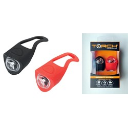Zestaw lampki TORCH CYCLE LIGHT SET WHITE BRIGHT SPOT FLEX + TAIL BRIGHT SPOT FLEX (NEW)